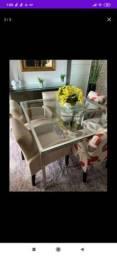 1600 mesa e cadeiras