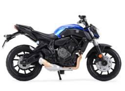 Miniatura Moto Yamaha Mt07 Maisto