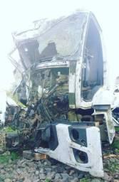 Peças Caminhão Ford Cargo 1722 Ano 2012 Cummins 6 Marcha Diferencial Reduzido 240