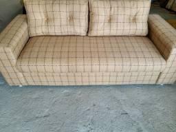 Conjunto sofá novo de fabrica