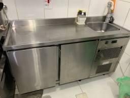 Refrigerador com cuba _ dom carmine