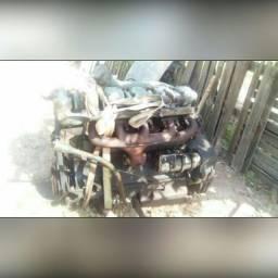 Motor Mercedes 352 a venda