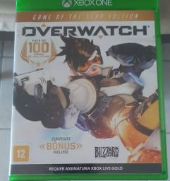 Cd de Overwatch Xbox One