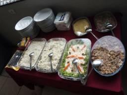Buffet de Churrasco