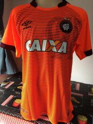 Camisas do Athletico Paranaense - Tamas GG e 2GG - Original Umbro. Novas