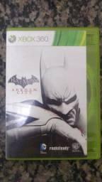 Vendo jogo do Batman Arkham city original