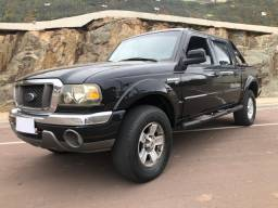 FORD RANGER XLT LIMITED 2.8 TURBO DIESEL 4x4 2005 COMPLETA