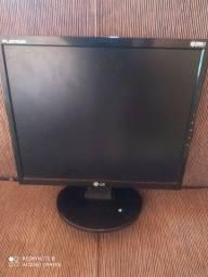 Monitor de 17 polegadas retirar peças