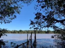 3 hectares de terras na beira do rio Caí-Aceito carro e parcelo direto