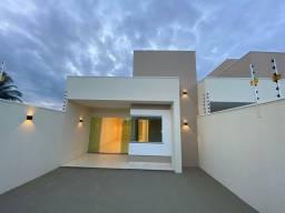 Casa com 3/4 sendo 1 suíte, móveis planejados, área gourmet com churrasqueira