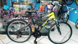 Bicicleta  Caloi Max aro 24 . Impecável