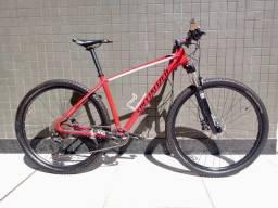 Bike Bicicleta Specialized RockHopper 11V * ATENÇÃO Com Upgrade!!