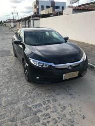 Honda civic ex 2017/17 (carro de procedência)
