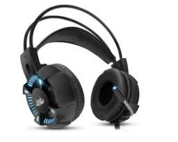 Headset Gamer com efeito Surround 7.1