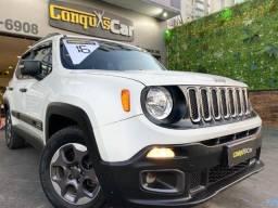Jeep Renegade 2016 Completo Único Dono Impecável e Com Ipva 2021 Pago