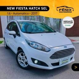 New fiesta Hatch Se 1.6 Aut. 2017<br>53 mil km<br>