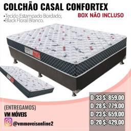 Tênis Colchão Casal Confortex Fazemos Entrega