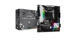 B450M ASROCK Steel Legend