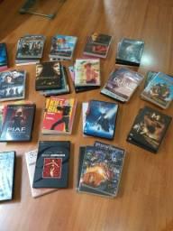 60 DVD's filmes variados
