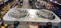 Venha ja comprar no atacado fogao duas bocas nova eletrica