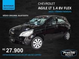 Chevrolet Agile LT 1.4 8V - Ano 2012 Completo