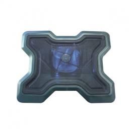 Mesa Cooler Usb Para Notebook - Pisc - Com Led Azul