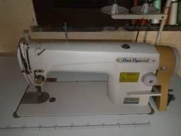 Máquina de costura industrial reta Sun special