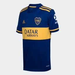 Camisa 1 Boca Juniors 20/21