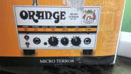 Cabeçote Orange Micro Terror Head 20w