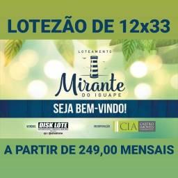 Excelente Loteamento Próximo à Praia Do Iguape!
