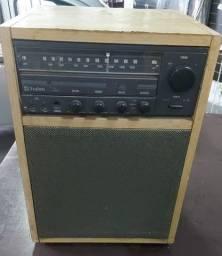 Radio AM FM antigo funcionando