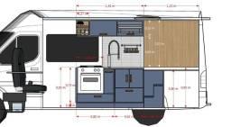 Fábrica e montagem de Moto Home