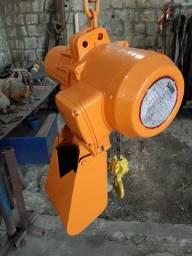 Talha Elétrica de corrente - Samm / 300 kg