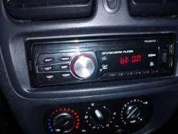 Auto rádio bluetooth USB, novo