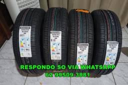Jogo de Pneus Novos Marca Bridgestone 185/65R15 Não Vendo Só 1 Um Separado