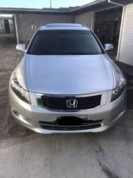 Honda Accord Não Aceito Trocas