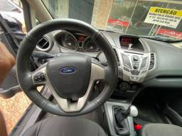 Ford new fiesta sedan 2011