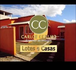 J* 961*Belíssima Casa no Condomínio Gravatá I em Unamar Cabo Frio/RJ.