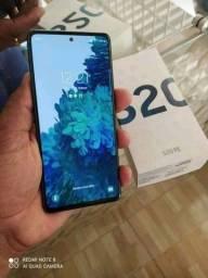 Samsung s20 fe com 256 gigas troco por iPhone xr