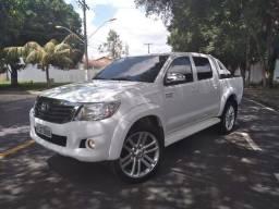 Hilux CR-V 2015 AUT.
