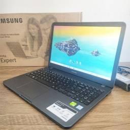 Notebook Samsung GAMER i5 8th / GeForce 2GB / 8GB / SSD de 256Gb (12X SEM JUROS)