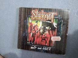 CD Slipknot Wait And Bleed