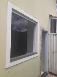 Casa Geminada para Venda em Ribeirão das Neves, Sevilha (1ª Seção), 2 dormitórios, 1 banhe