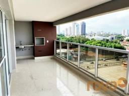 Apartamento à venda com 3 dormitórios em Setor bueno, Goiânia cod:NOV236050