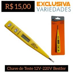 Chave Teste Digital 220V Bestfer