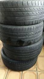 Jogo pneu aro 17
