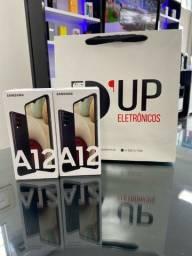 Samsung Galaxy A12 64GB novo , Garantia de 1 ano pela Samsung