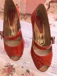 Sapato bem novo