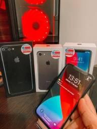 Iphone X 64GB (Bateria 100% na Caixa completo)