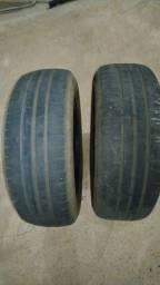 2 Pneus Dunlop 175 R14